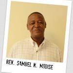 Rev. Samuel N. Modise
